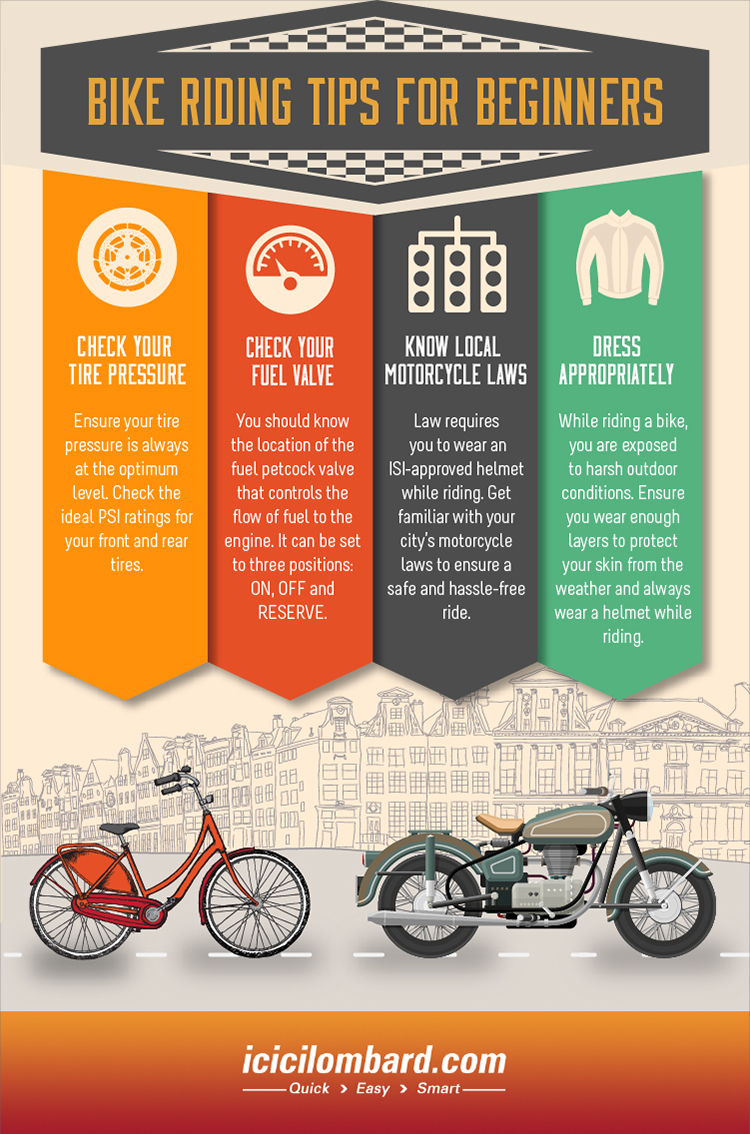 Two Wheeler Insurance Infographics Icici Lombard