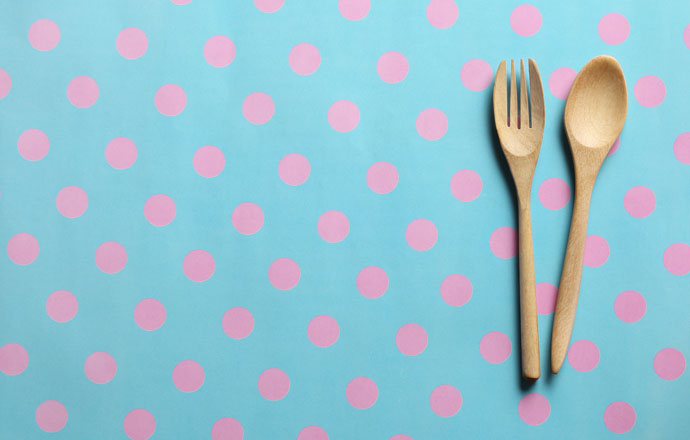 6. Pretty Placemats