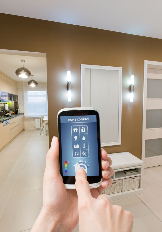 4. Appliance and lighting control