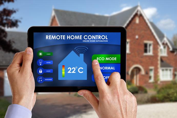 3. Remote temperature adjustment
