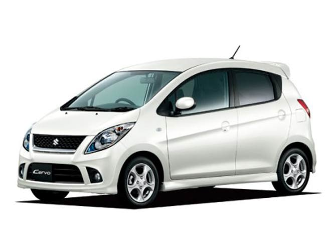 Maruti Cervo - a new addition to the hatchback segment