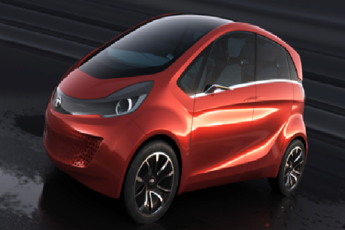 Tata Megapixel - for fuel-efficiency and style