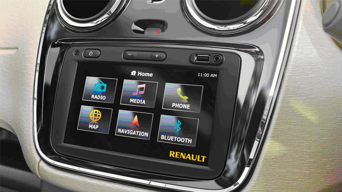 Renault Media Nav Unlock