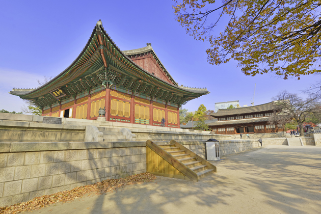 Royal Jongmyo Shrine