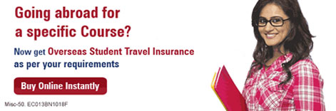 Overseas Student Travel Insurance