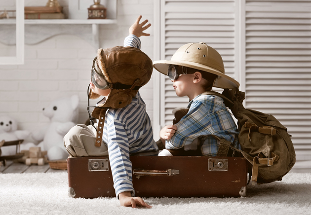 Add up to 4 children to your multi-trip policy