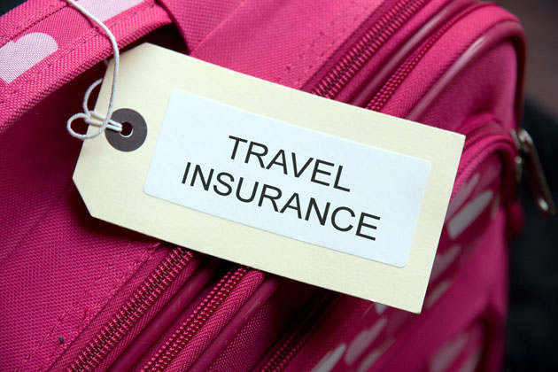 Avail a comprehensive travel insurance policy