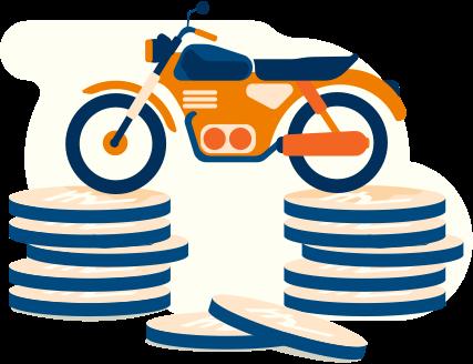 Two Wheeler Insurance- Buy Bike Insurance Online in India