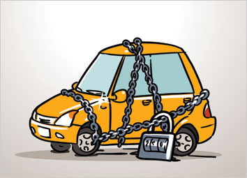 Anti-theft - Car Insurance
