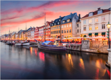 Copenhagen: Venice of the north