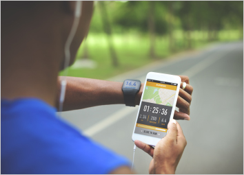 Fitness and Wellness Apps