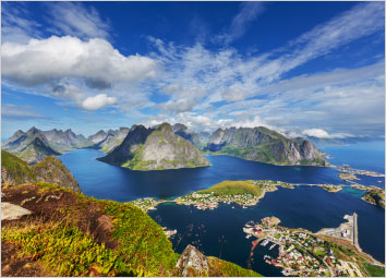 Fjords and Islands of Norway