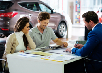 Motor Insurance Policies through Automobile Dealers