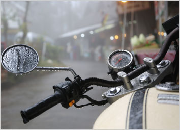 Prepare Your Bike for Monsoon