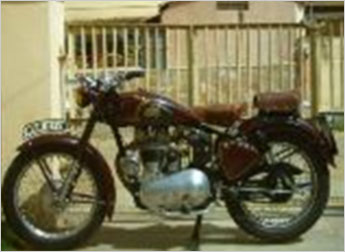 Royal Enfield, the pride of Indian two wheelers