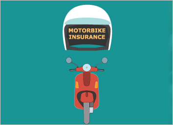 secure your two wheeler with motor cycle insurance and enjoy stress free commute