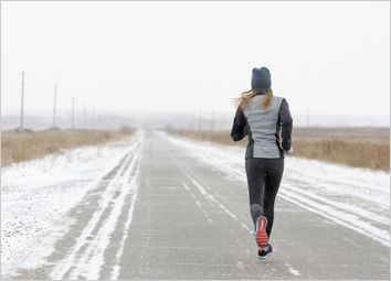 Stay in Shape During Winter?