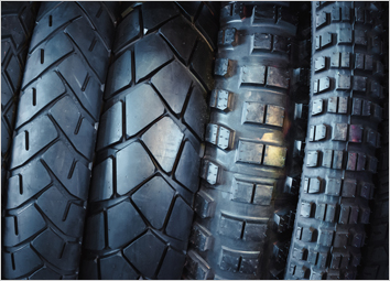 Tyre Tread Designs