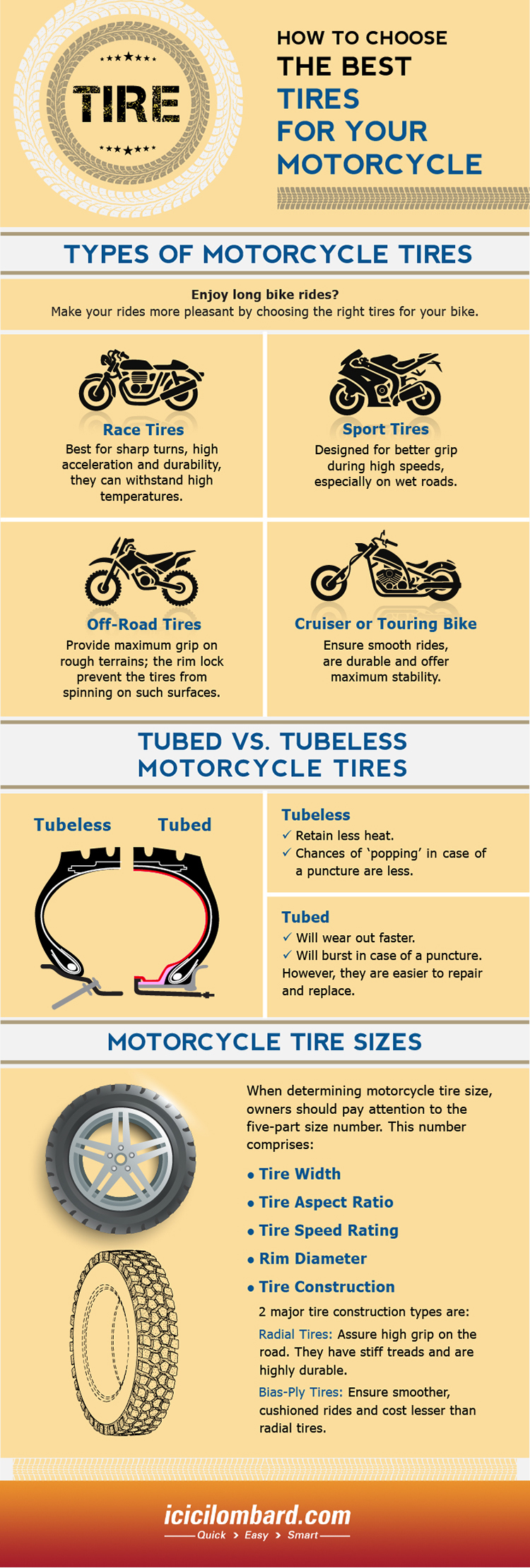 Best Tires For Motorcycle