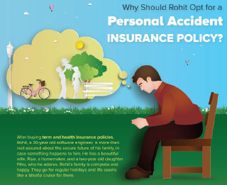 Best personal accident insurance policy