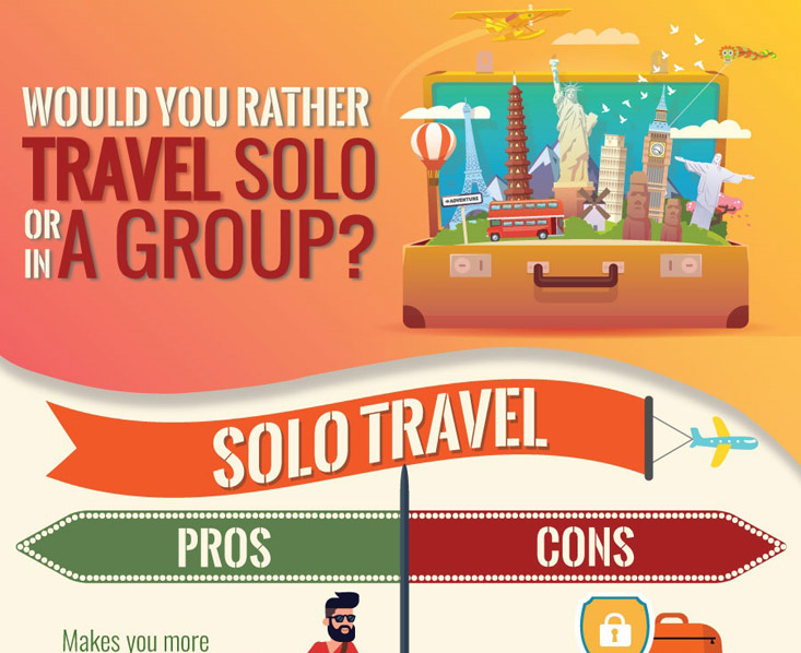Pros and Cons of Group vs Solo Travel