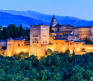 The-Alhambra-Spain
