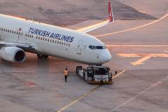 Bomb scare aboard Turkish Airlines