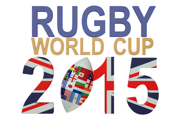 The 2015 Rugby World Cup is scheduled to be the eighth Rugby World Cup