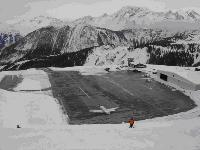 4. Courchevel International Airport, France