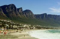 9. Swim and sunbathe at Camps Bay Beach, South Africa