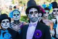 3. Dia de los muertos (Day of the Dead) - Mexico