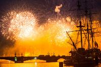 5. White Nights and Scarlet Sails Festival - St. Petersburg, Russia