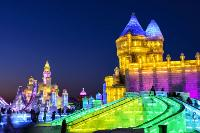 8. Harbin Ice and Snow Festival - Harbin, China