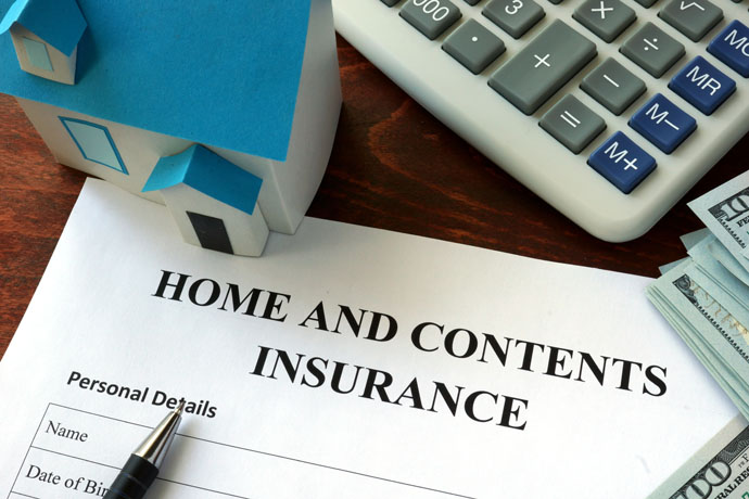 Comprehensive Home Insurance - Structure and Contents