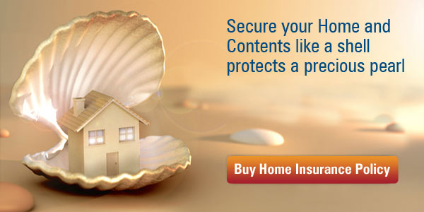 Buy Home Insurance Policy