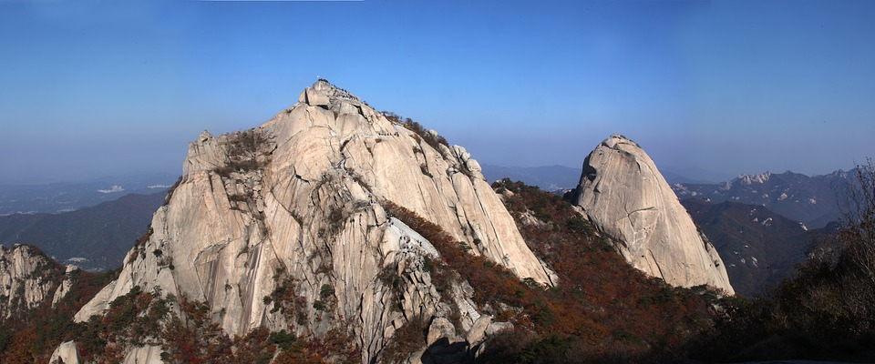 bukhansan-mountain-3554272_960_720