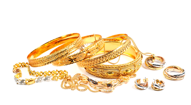 Content insurance covers loss or theft of jewelery