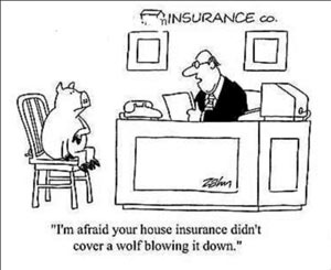 Do dont's of home insurance
