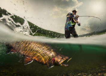 fishing-fisherman-trout-underwater-view
