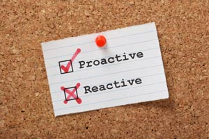 proactive-reactive