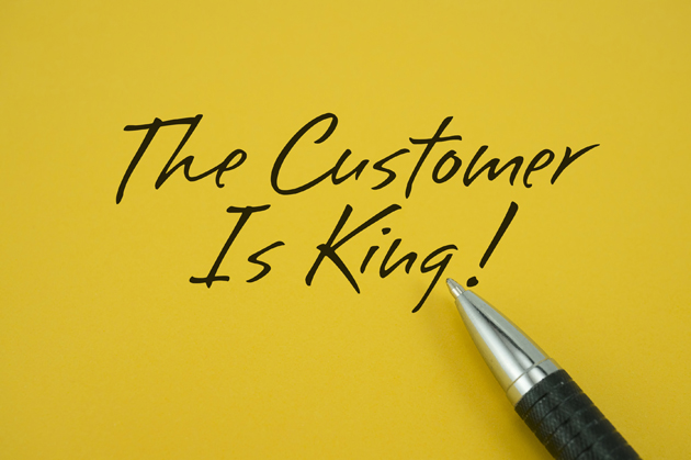 the-customer-is-king