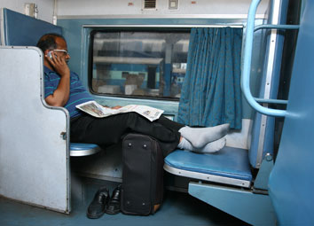 Train commuters can now get baggage and cellphone insurance